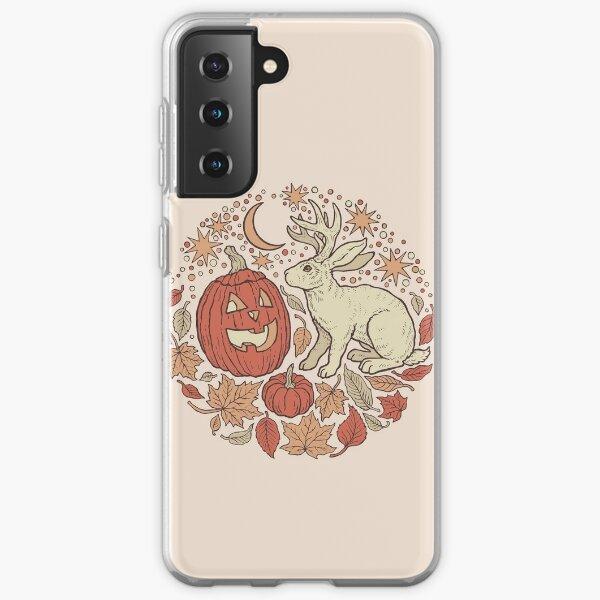 Halloween Friends   Autumn Palette Samsung Galaxy Soft Case