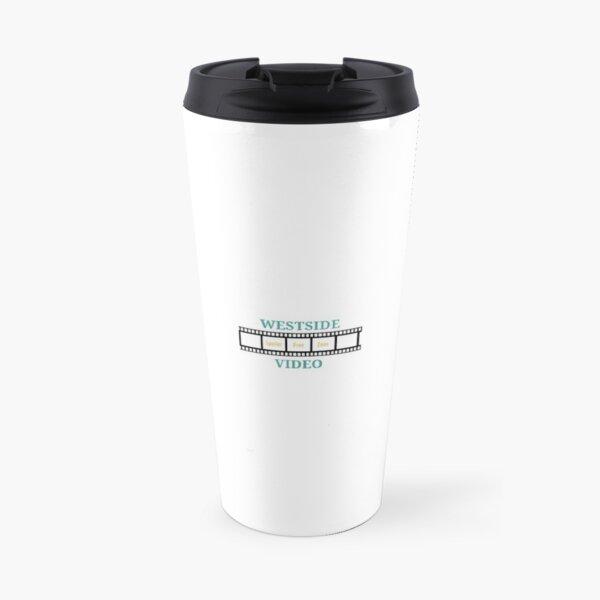 The Logo Travel Mug