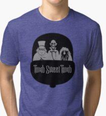 Tomb Sweet Tomb Tri-blend T-Shirt