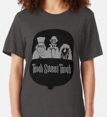 Tomb Sweet Tomb Slim Fit T-Shirt