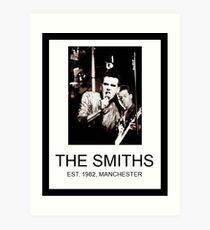 Da Smiths  Art Print