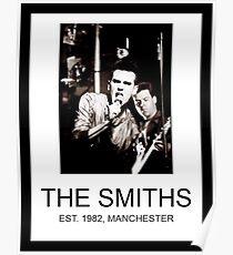 Da Smiths  Poster