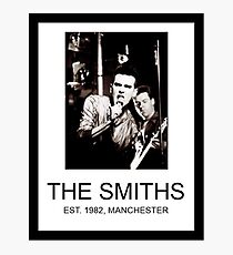 Da Smiths  Photographic Print