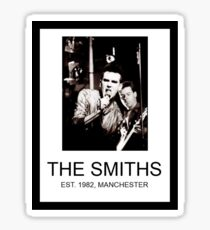 Da Smiths  Sticker