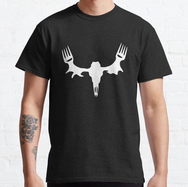 Meat Eater Deer Skull Classic T-Shirt
