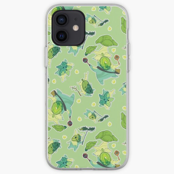 Korok Pattern iPhone Soft Case