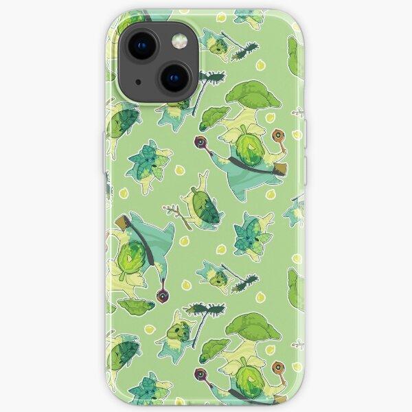 Korok Pattern iPhone Soft Case