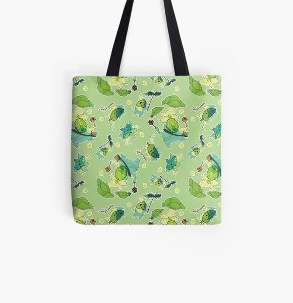 Korok Pattern All Over Print Tote Bag