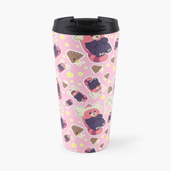 Bewear Pattern Travel Mug