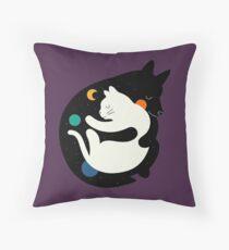 Hugs Katzenbär Liebesfreunde Kissen