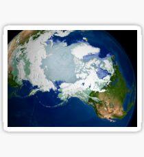 Circum-Arctic permafrost Sticker