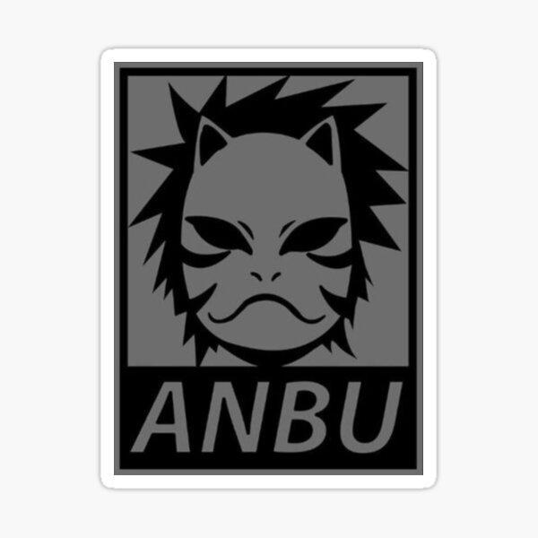 ANBU Sticker