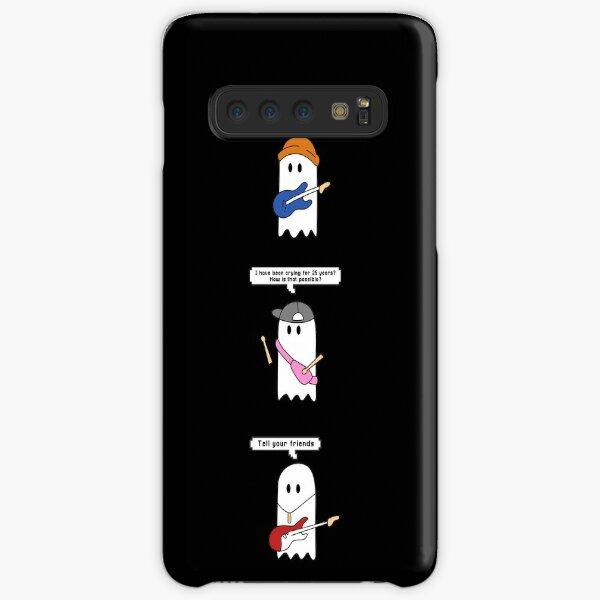 Ghost band Samsung Galaxy Snap Case