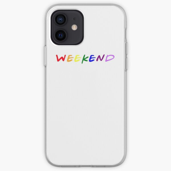 weekend iPhone Soft Case