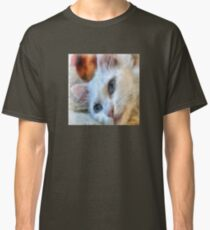 Van Cat - Pet Portrait Classic T-Shirt