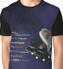 TAG Print Two TB5 & EOS Graphic T-Shirt