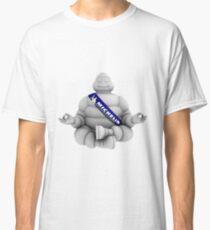 Peaceful Michelin Man Classic T-Shirt