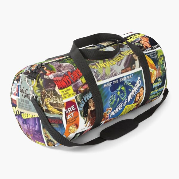 Vintage Horror Duffle Bag