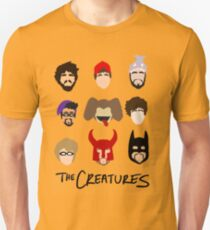 The Creatures 2013 Unisex T-Shirt