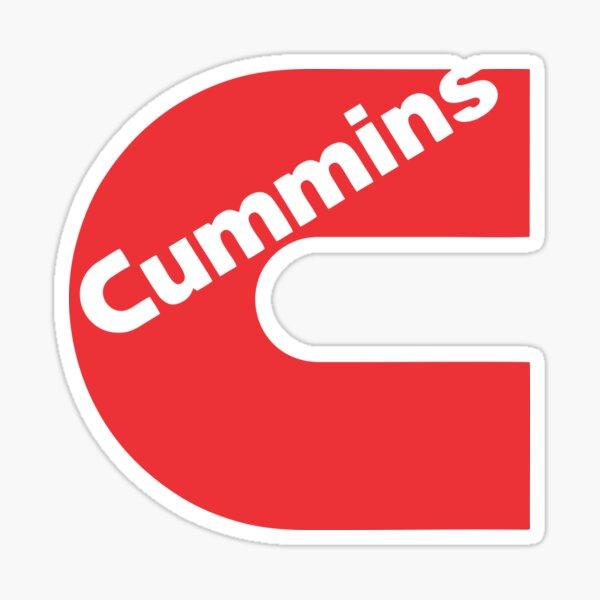 Cummins Power Sticker