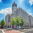 Old Washington Post Office  by Raymond Warren