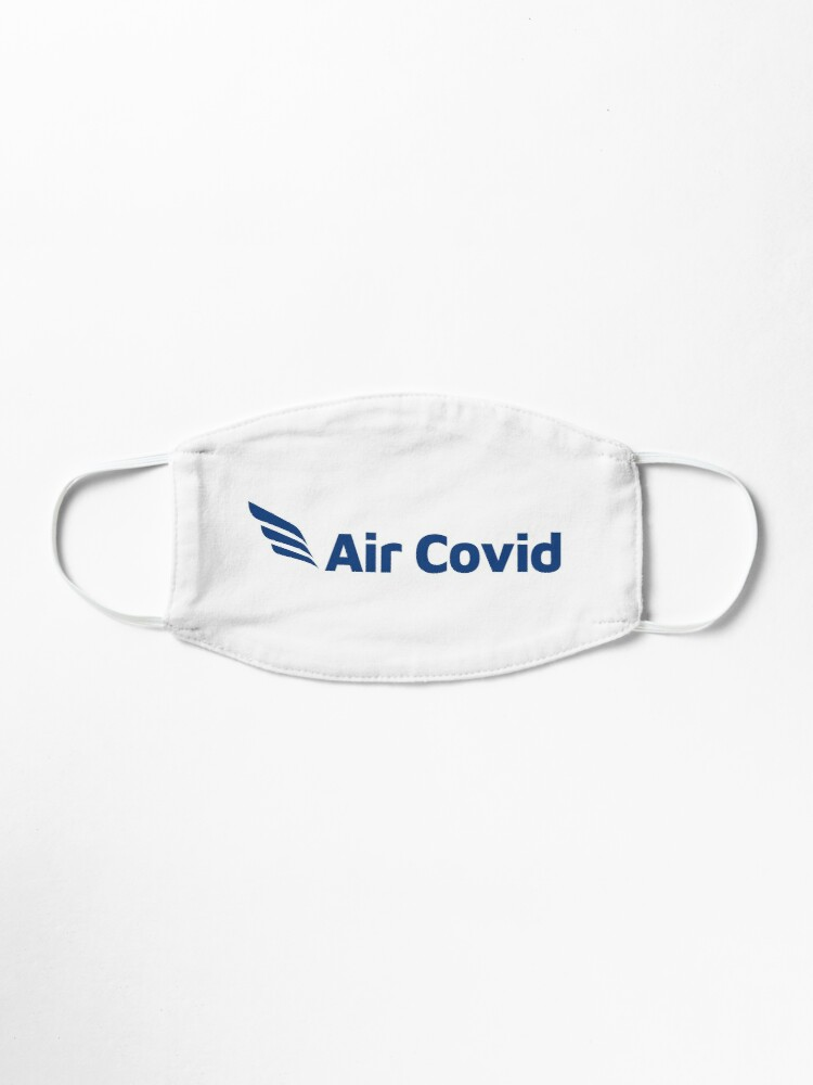Alternate view of Air Covid Mask