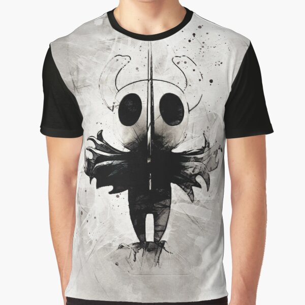 Hollow Knight painting Graphic T-Shirt