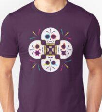 Floración Muerte Unisex T-Shirt