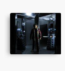 Genesis of the Daleks Canvas Print