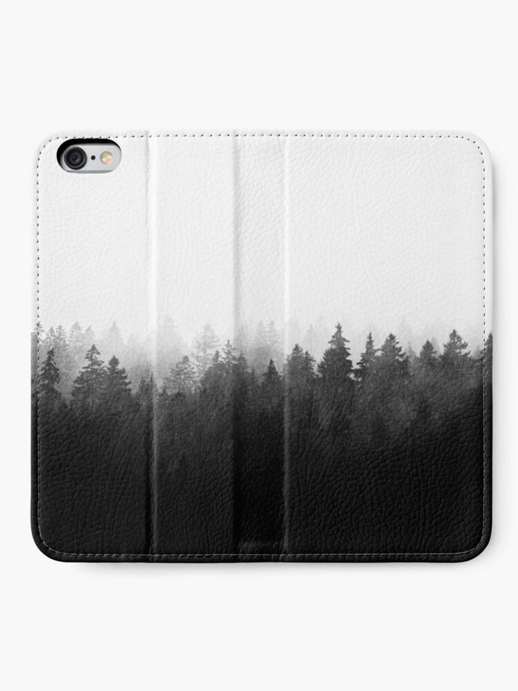 Alternate view of A Wilderness Somewhere iPhone Wallet