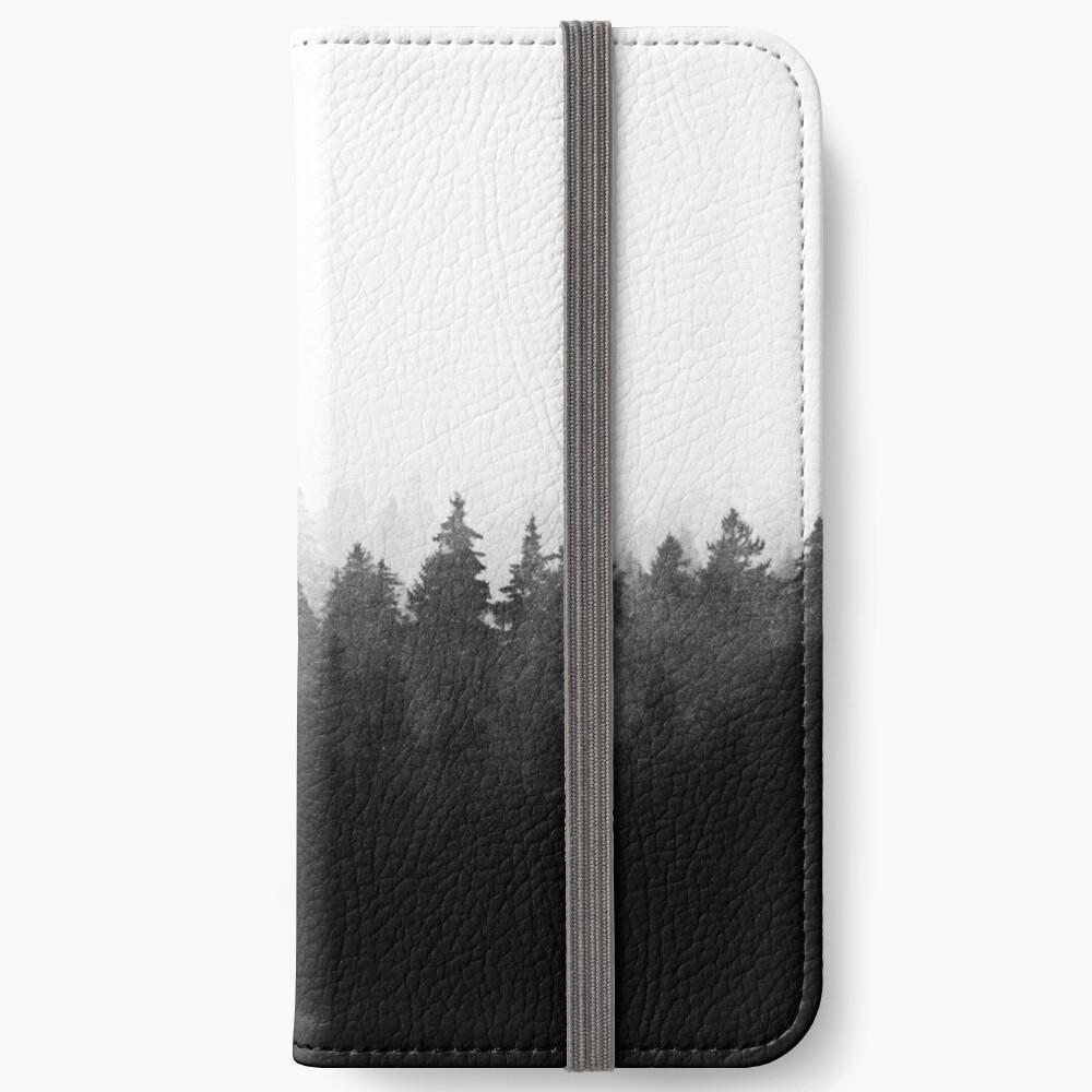 A Wilderness Somewhere iPhone Wallet