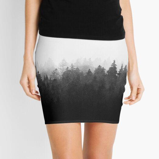 A Wilderness Somewhere Mini Skirt