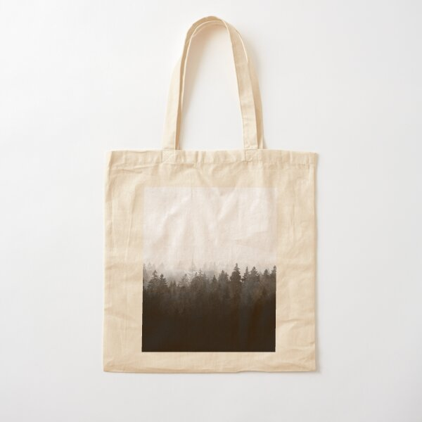 A Wilderness Somewhere Cotton Tote Bag