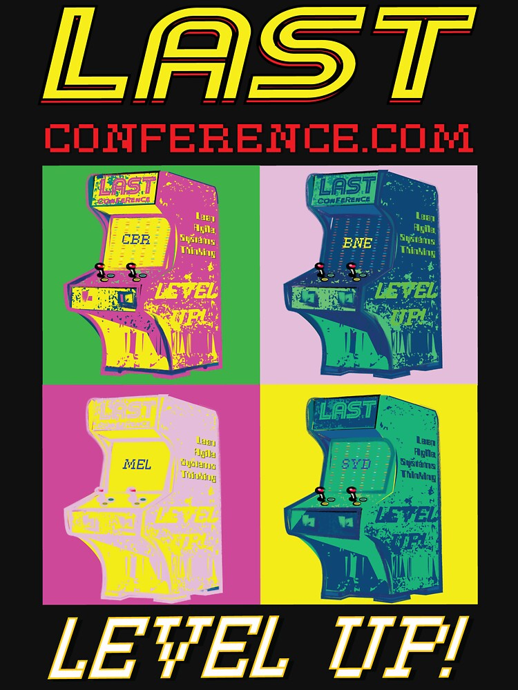 LAST Conference 2018. Warholian. All cities. by lastconf