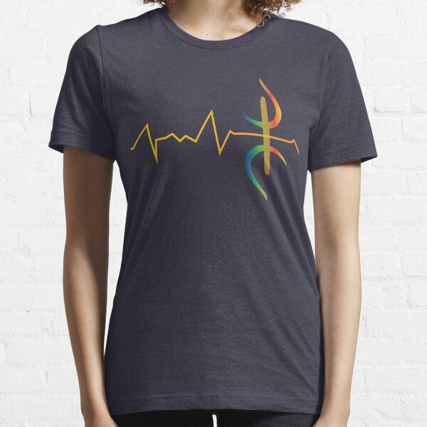 AMAZIGH Myself Essential, Coeur T-shirt essentiel