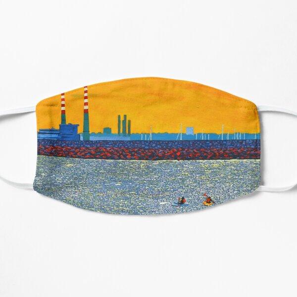 Poolbeg, Kayakers (Dublin, Ireland) Mask