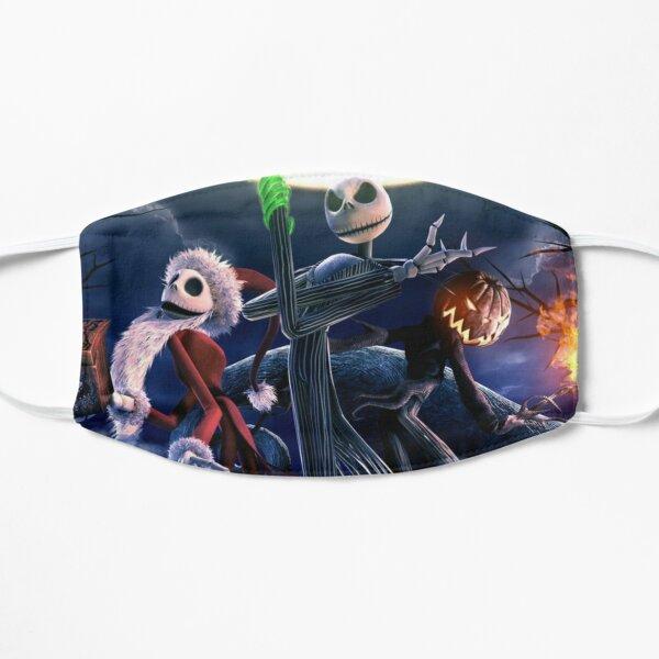 Skellington Christmas Mask