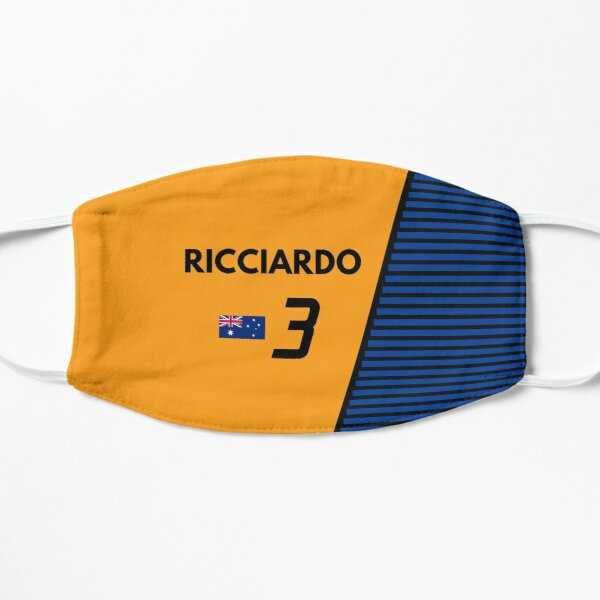 F1 2021 - # 3 Ricciardo Masque sans plis