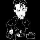 guitarist by Matt Mawson