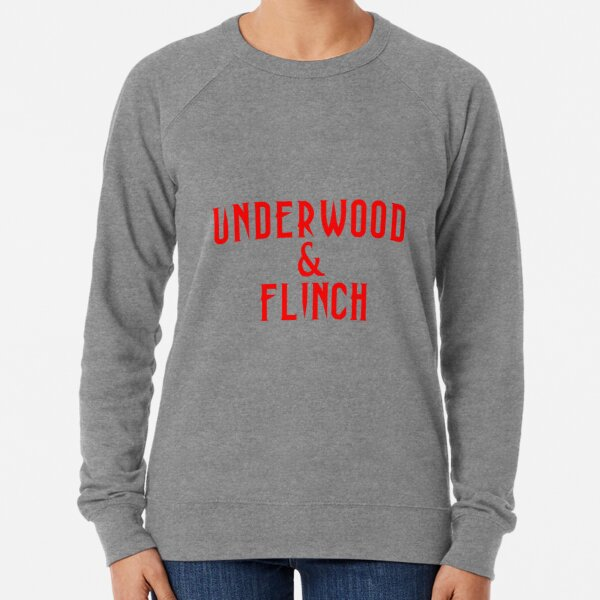UF Original Podcast Logo Red Lightweight Sweatshirt