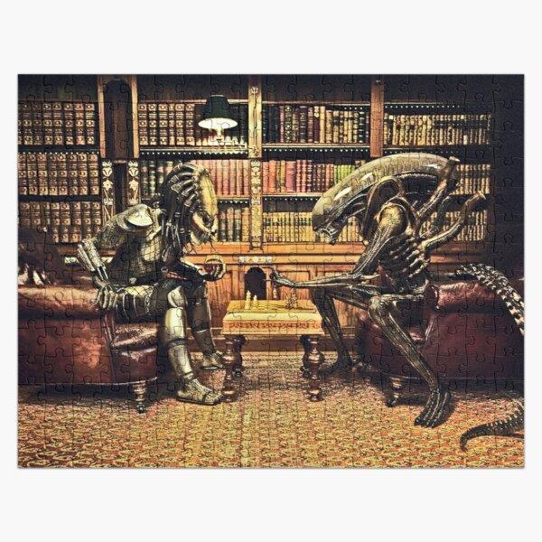 Predator Versus Alien Game II Jigsaw Puzzle