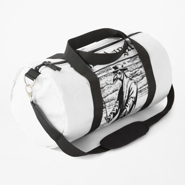 The Plague Duffle Bag