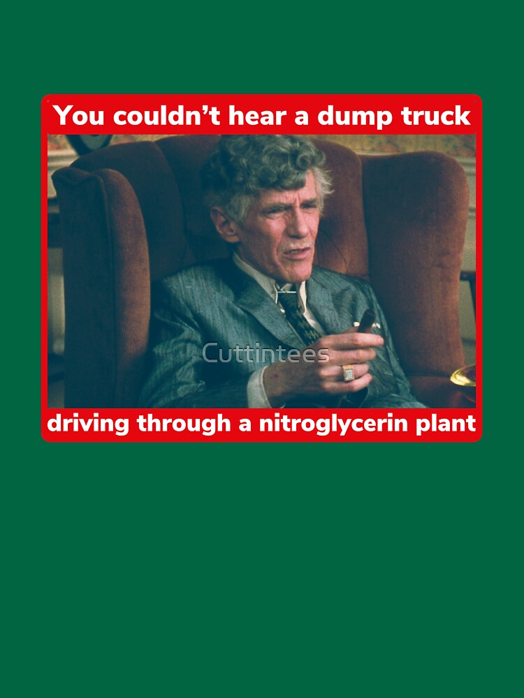 Uncle Lewis Dump Truck / Christmas Vacation  by Cuttintees