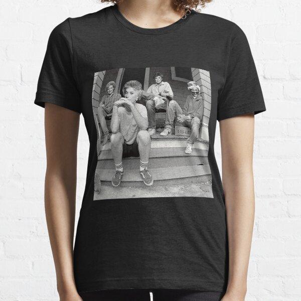Golden Girls / Minor Threat T-Shirt Essential T-Shirt