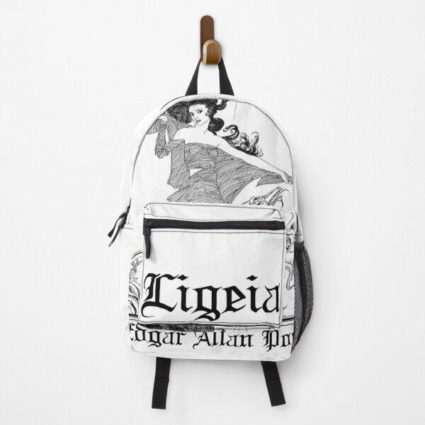 Edgar Allan Poe Ligeia nr2 Backpack