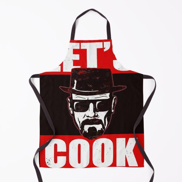 Let's Cook Bad Heisenberg Apron