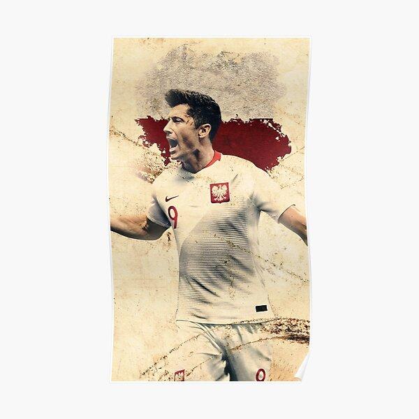 Tapete Lewandowski Art Poster