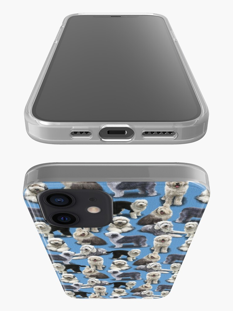 Alternate view of The Old English Sheepdog iPhone Case & Cover