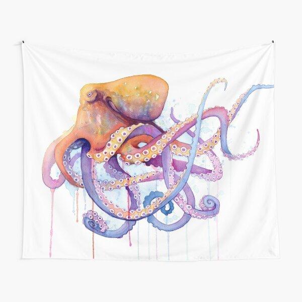 Octopus II Tapestry