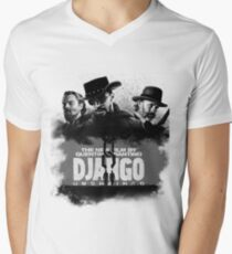Django Men's V-Neck T-Shirt